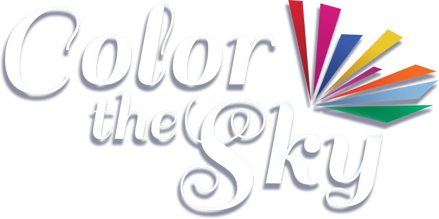 RGCF Color the Sky Logo