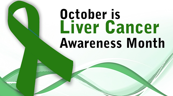 October is National Liver Cancer Awareness Month