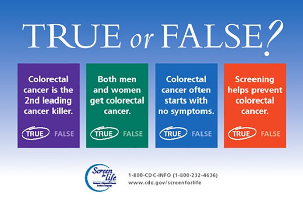 What everyone needs to know about colorectal cancer