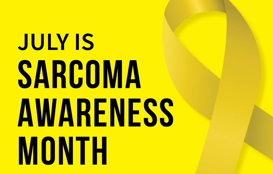 July is Sarcoma Awareness Month: Here's what you need to Know. Photo