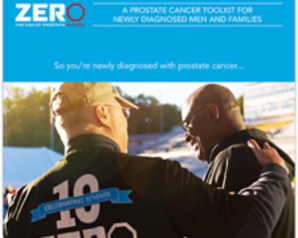 Zerocancer.org offers free Prostate Cancer Resource