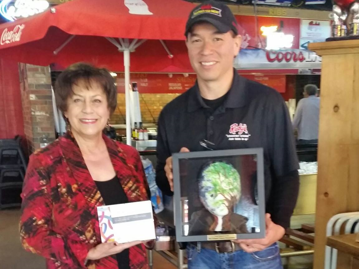 Rudy's BBQ El Paso raises funds for Breast Cancer charities
