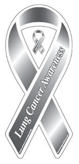 The Colors of Cancer - November (Gray) Lung Cancer Awareness