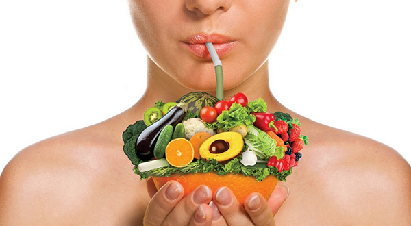 Healthy Diet leads to Healthy skin