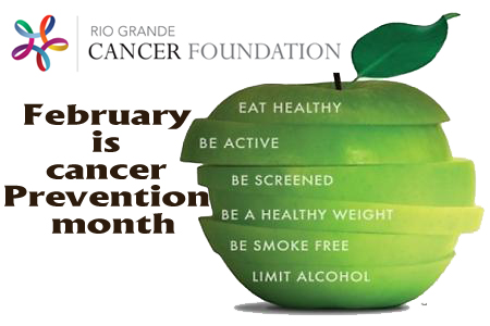 February is Cancer Prevention Month Photo