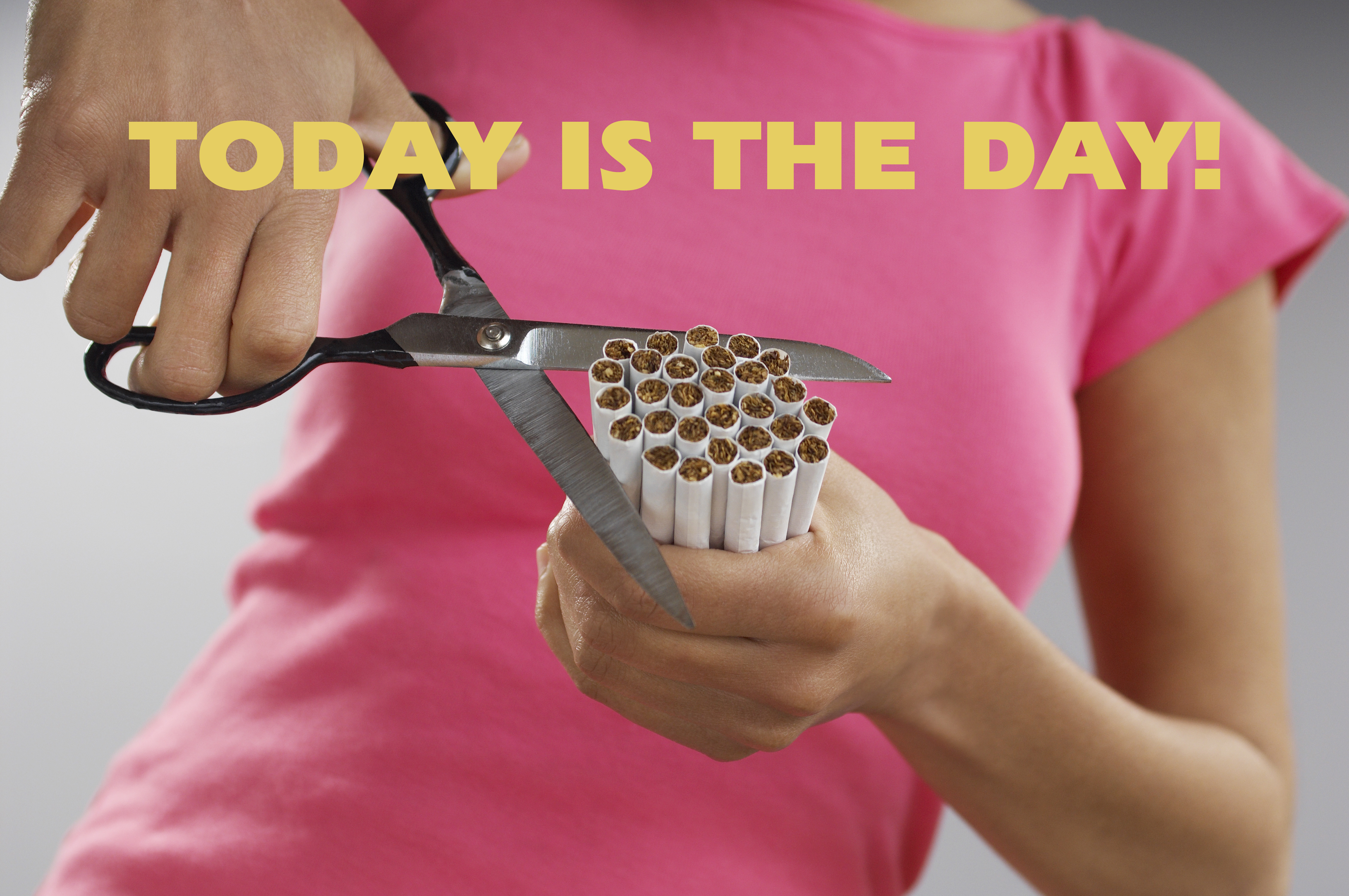 November 21 is the Great American Smokeout