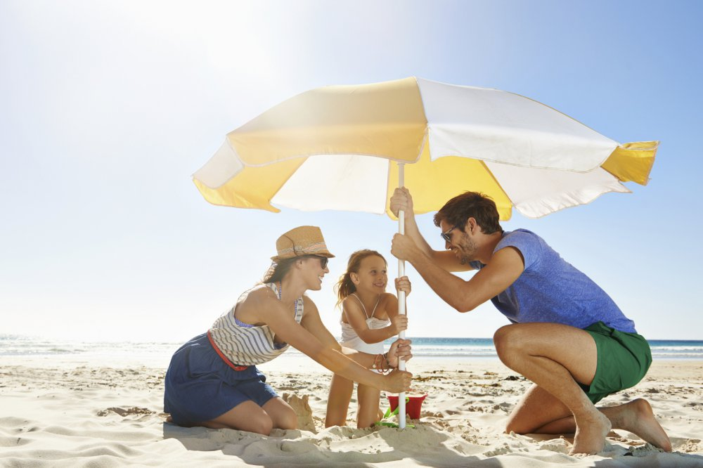 Sun Safety Tips for Families