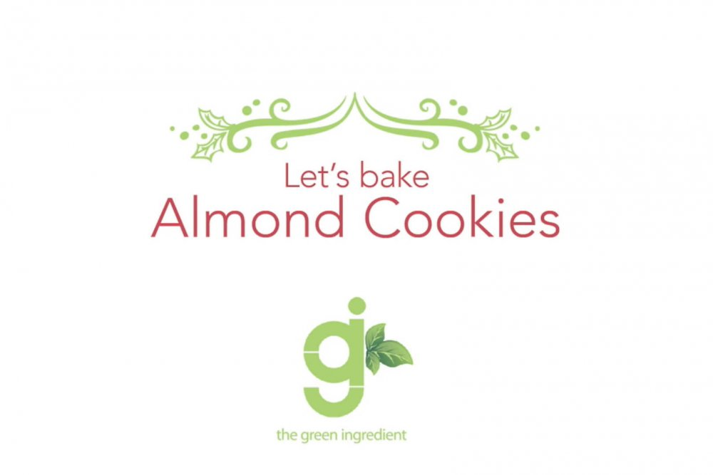 Virtual Classroom Series - Baking Almond Cookies with Jackie Cordova